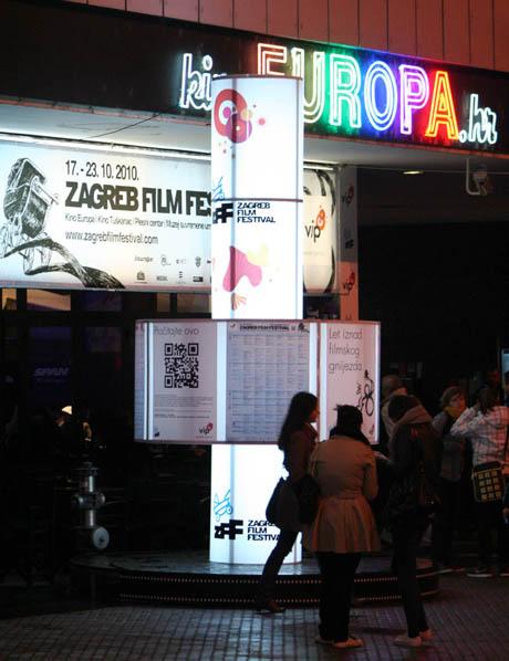 ZFF / ZAGREB FILM FESTIVAL / KINO EUROPA