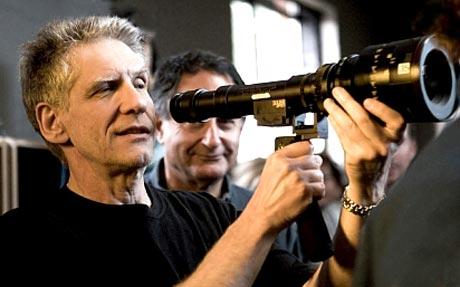 D.Cronenberg i P.Suschitzky