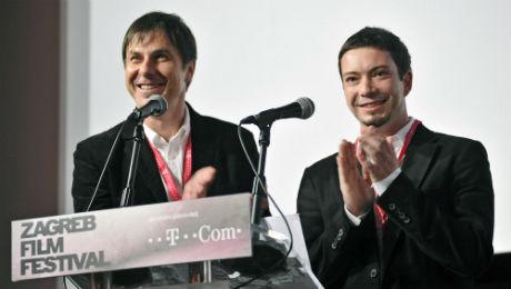 Boris T. Matić  i Hrvoje Laurenta