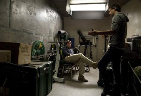 Brad Pitt i Bennett Miller