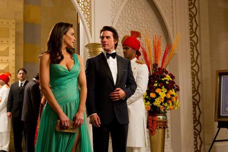 """Tom Cruise i Paula Patton u filmu """"Nemoguća misija: Protokol Duh"""""""