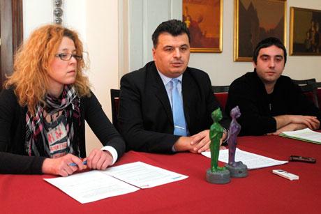 Sandra Malenica, Vjeran Radelić, Hrvoje Selec