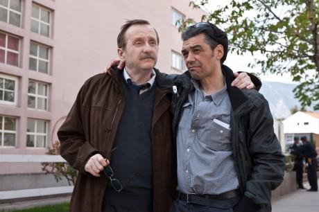 Bobo Jelčić i Bogdan Diklić