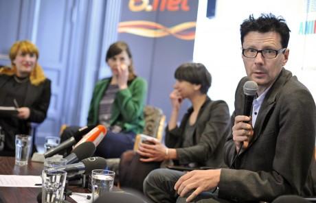 Daniel Šuljić, umjetnički ravnatelj Animafesta