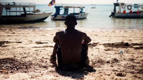 Dečko s plaže