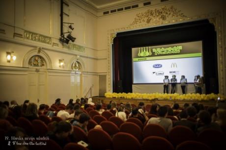 Drugi dan 19. filmske revije mladeži i 7. Four River Film Festivala