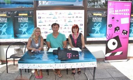Maja Weber, Igor Rakonić, Ivana Perić