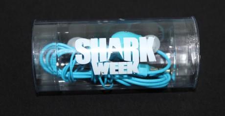 Shark Week Slušalice