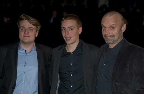 Leo Vitasović, Fran Grgic, Goran Grgić
