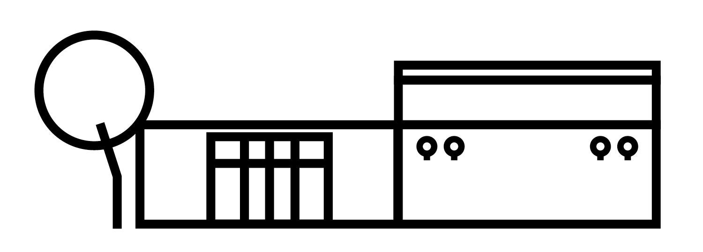 MM Centar - Zgrada